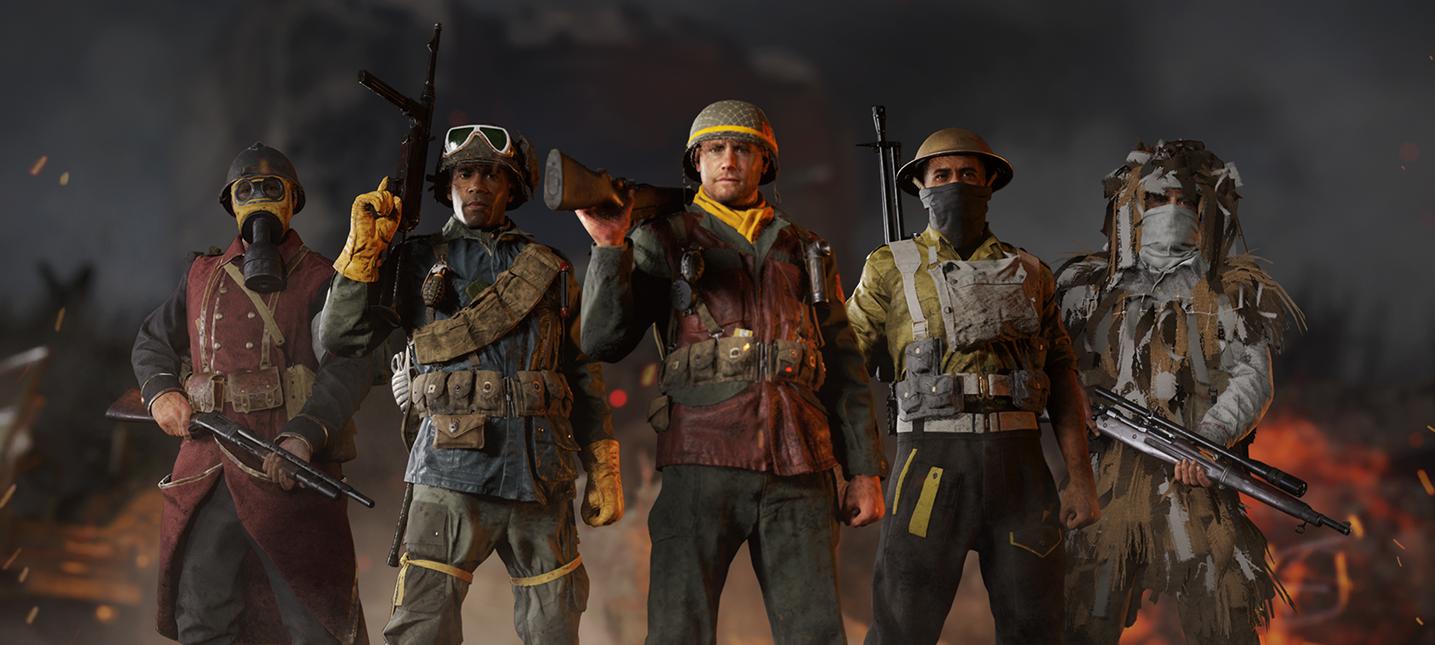 Раскрыты первые награды за серии убийств в Call of Duty: WWII