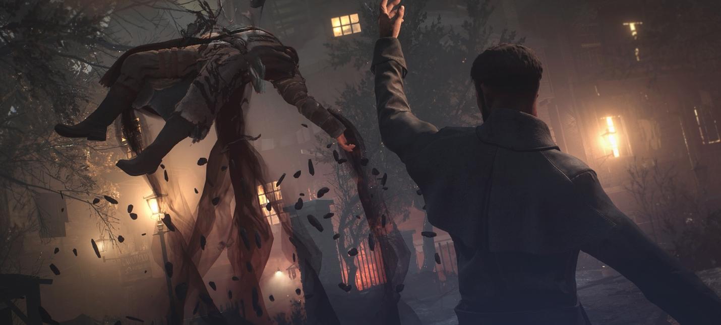 Пример морального выбора в экшене Vampyr
