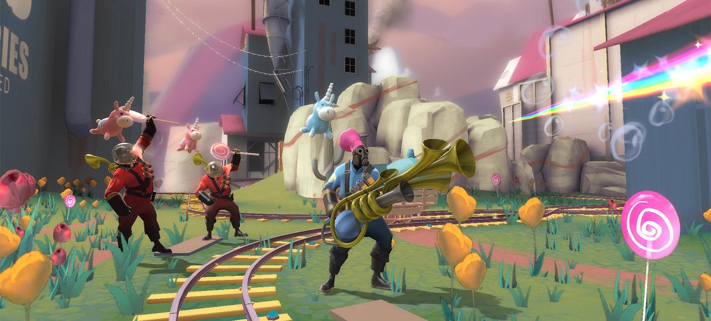 Team Fortress 2 получит новый патч через десять лет после запуска
