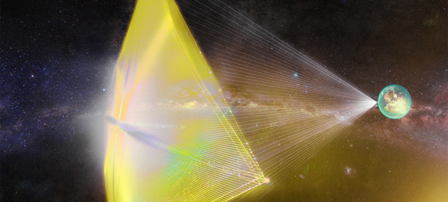 Миниатюрный космический аппарат Стивена Хокинга способен достичь соседней звезды за 20 лет