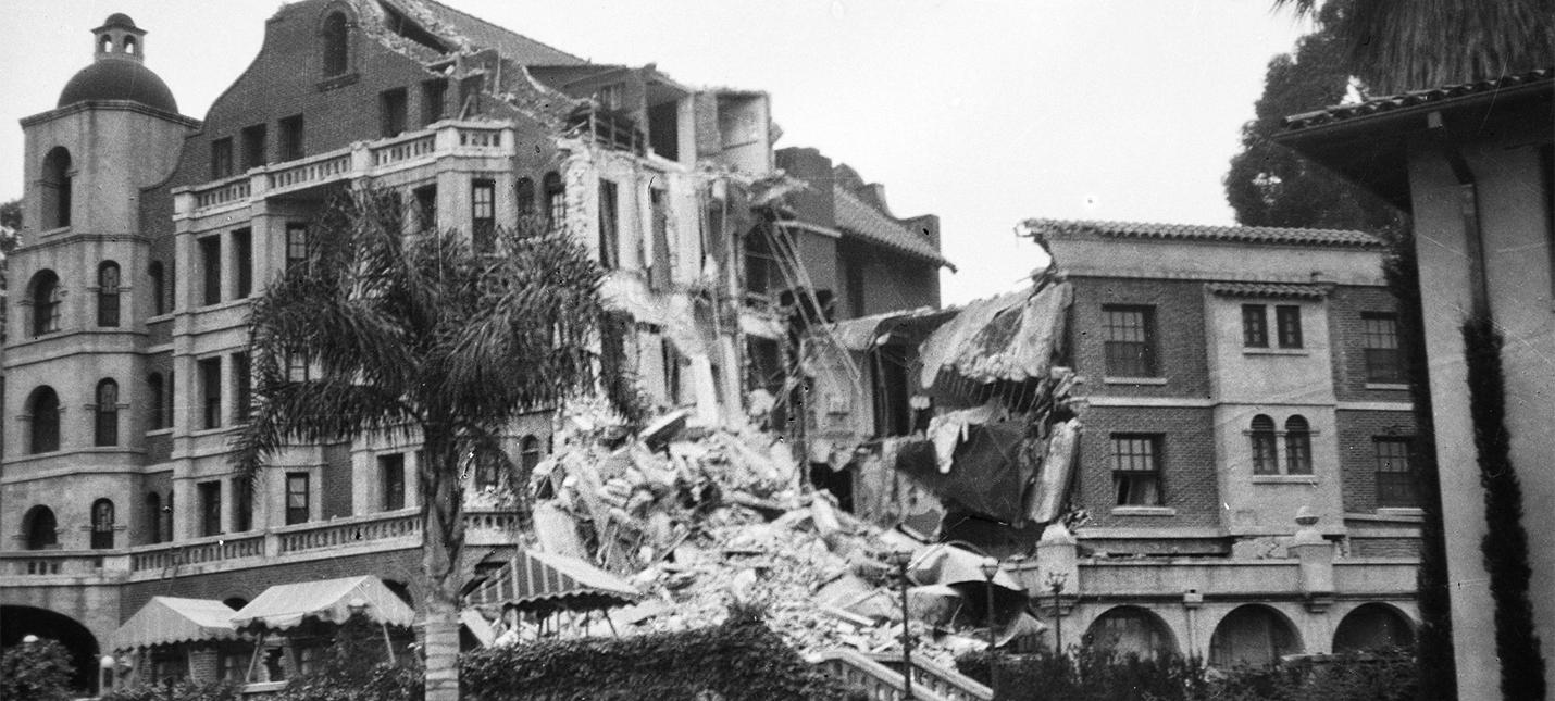 Робот-журналист сообщил о землетрясении 1925 года в новостях