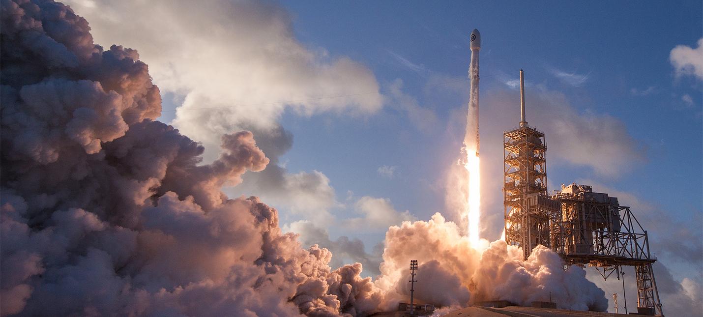 Смотрите новый повторный запуск ракеты SpaceX сегодня вечером