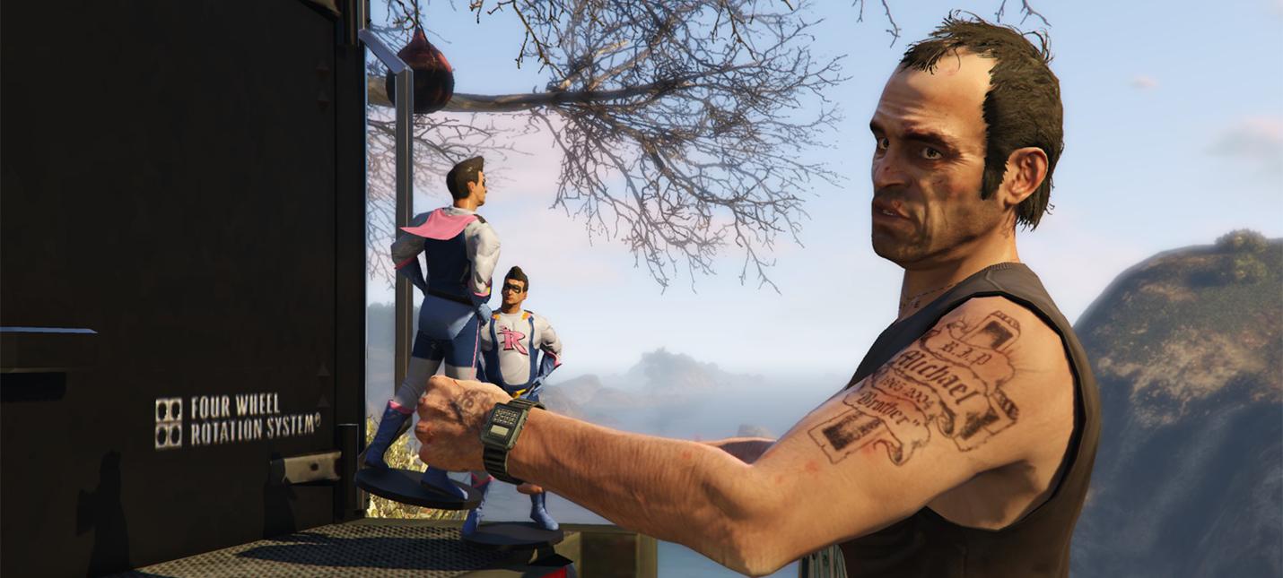 Rockstar убедила Take-Two не убивать моды GTA 5, новая версия OpenIV