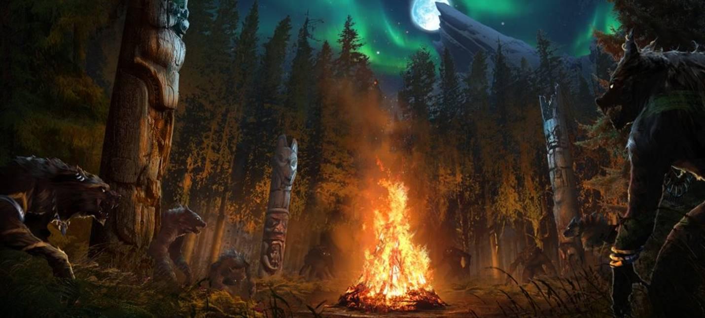 Детали Werewolf: The Apocalypse с E3 2017