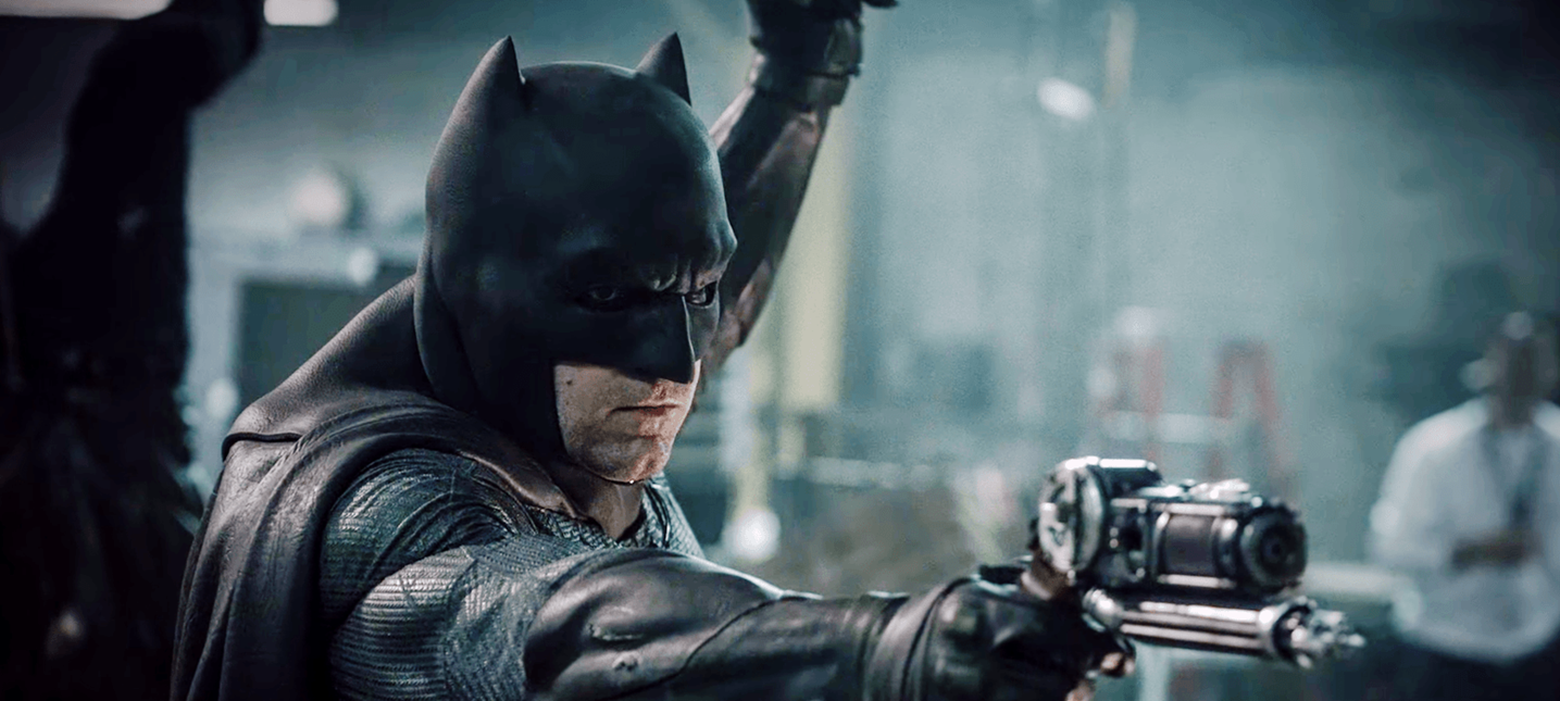 Бен Аффлек всё еще играет главного героя в сольнике The Batman