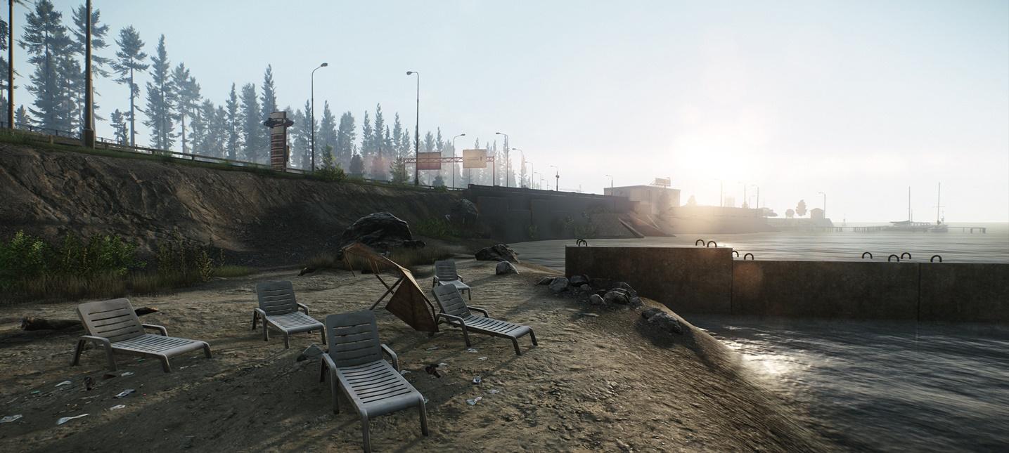 Детали бета-теста и новые скриншоты Escape from Tarkov