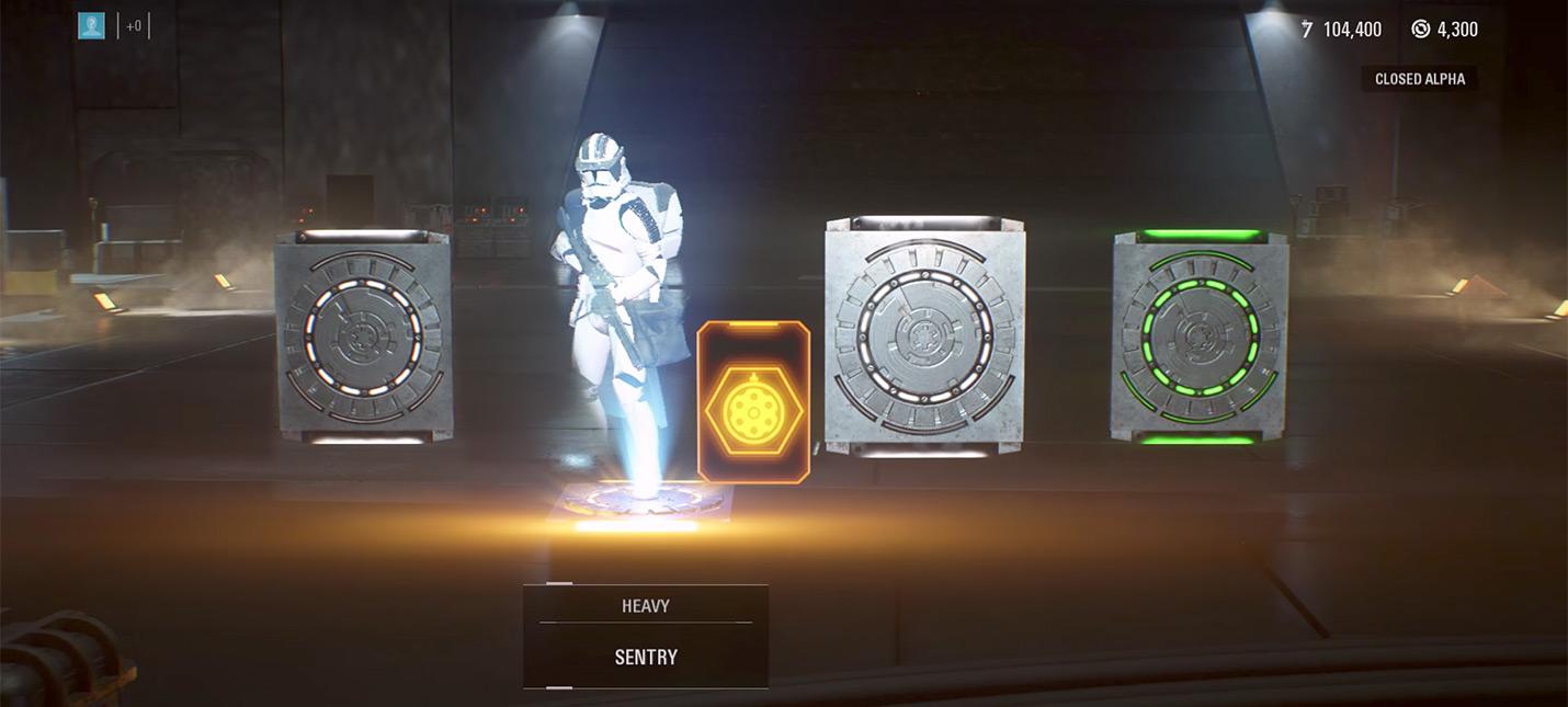 Первый взгляд на ящики с лутом Star Wars Battlefront 2