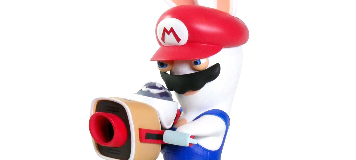 В коллекционке Mario + Rabbids Kingdom Battle будет фигурка кролика-Марио