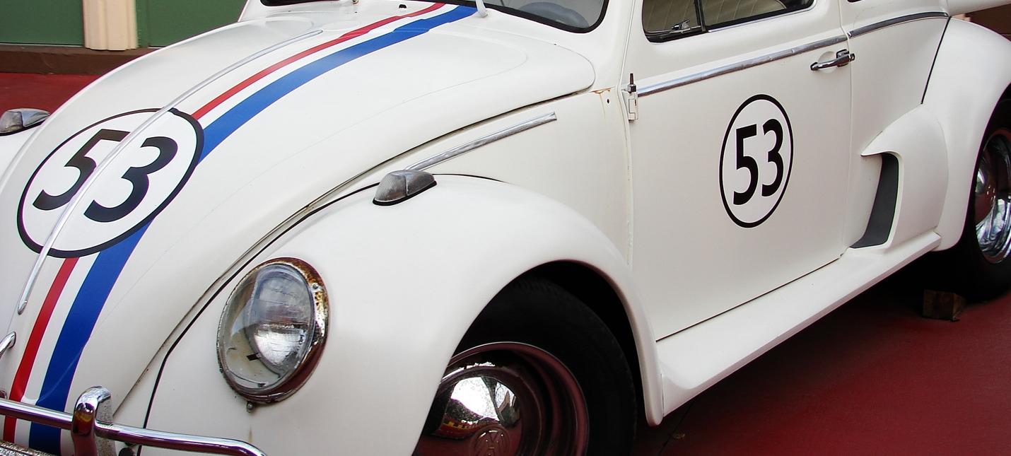 Disney XD хочет вернуть автомобиль Херби на экраны