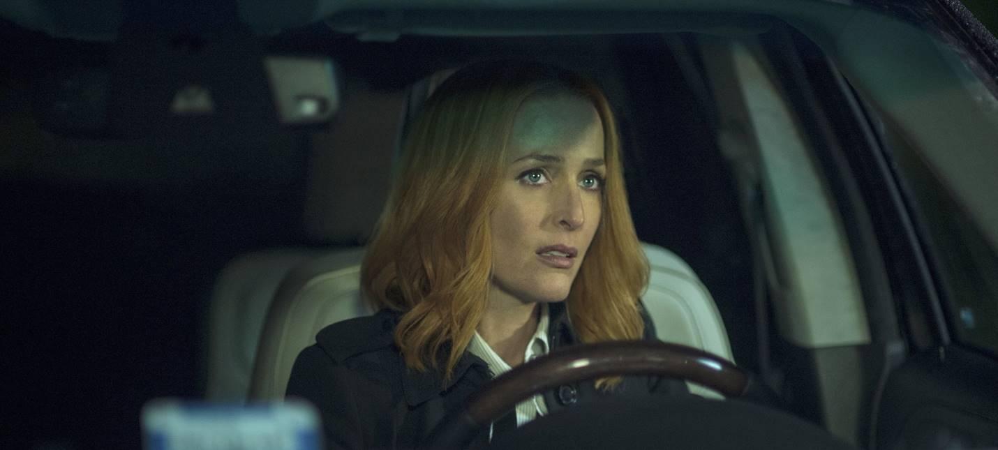 Скалли недовольна, что сценарий к X-Files пишут одни мужики