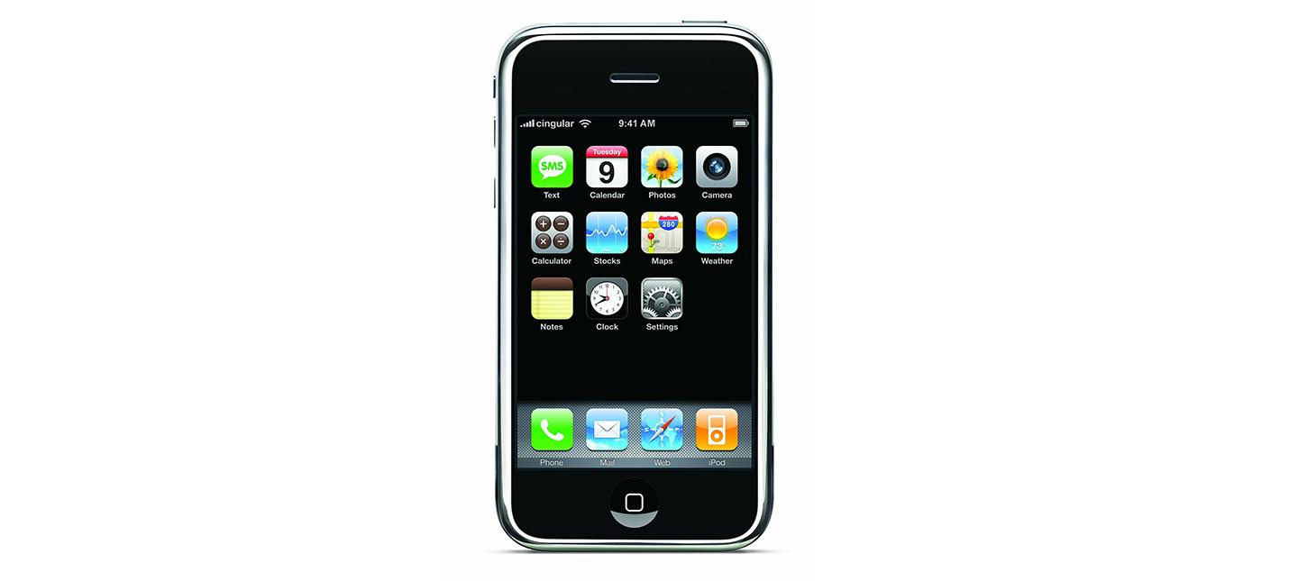 Вот так выглядят прототипы первого iPhone