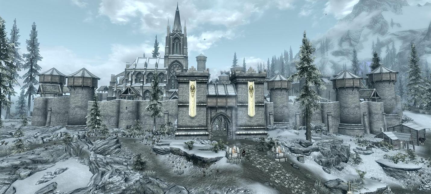 Моддеры начали переносить Тамриэль в Skyrim — уже доступна Брума из Oblivion