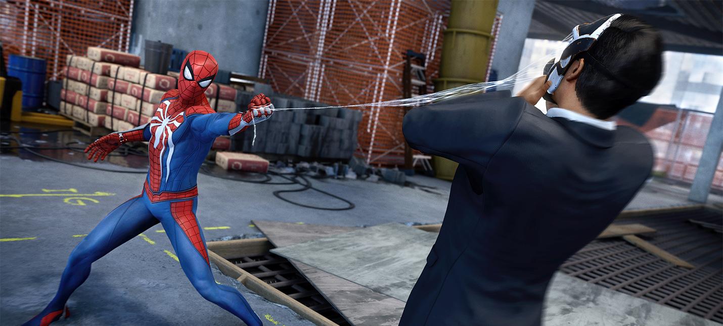 В Spider-Man от Insomniac Питер спасает Нью-Йорк уже восемь лет