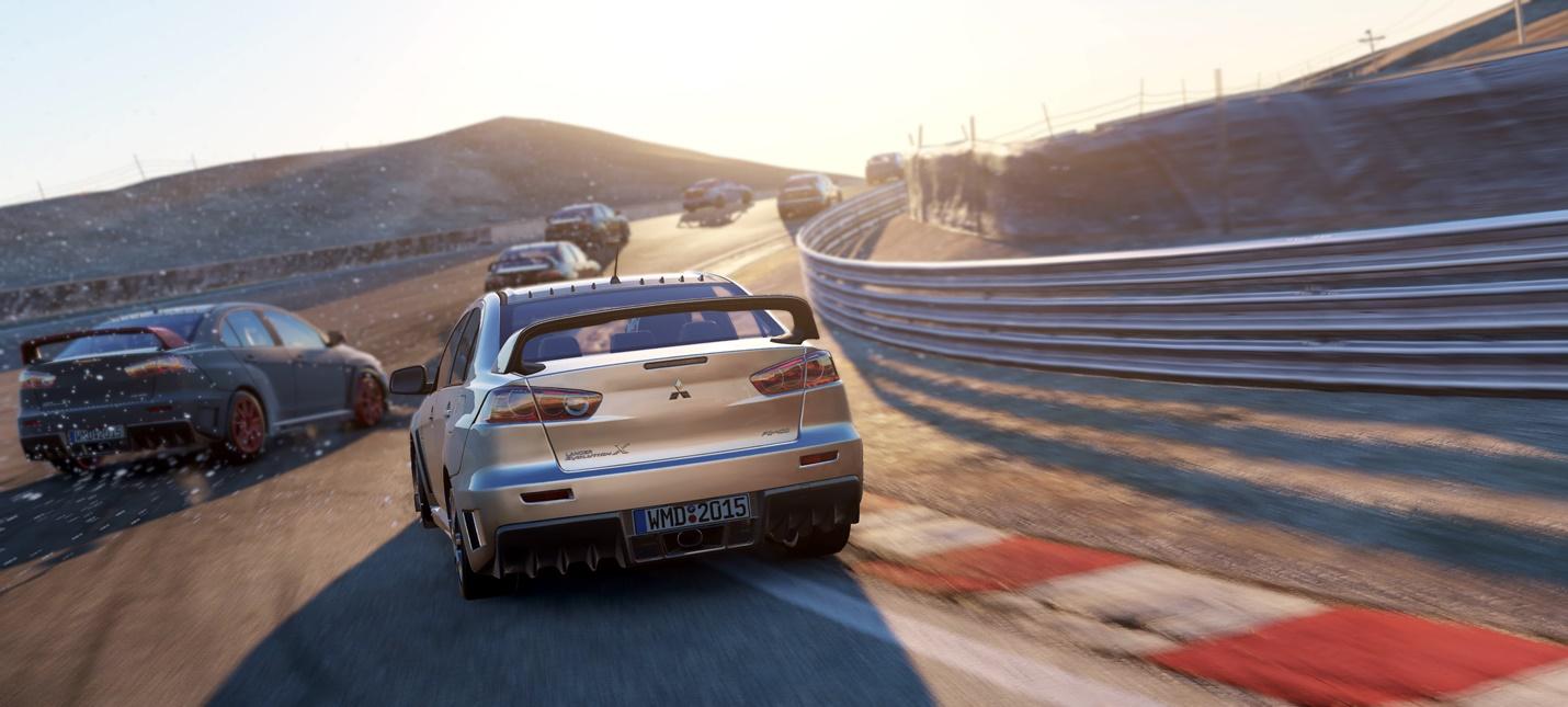 Разработчики Project CARS 2 считают, что их игра лучше Forza 7
