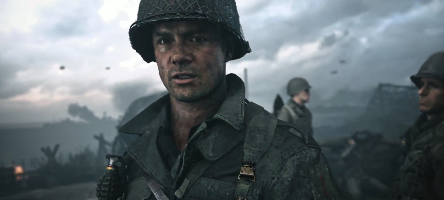Call Of Duty: WWII не выйдет на Nintendo Switch