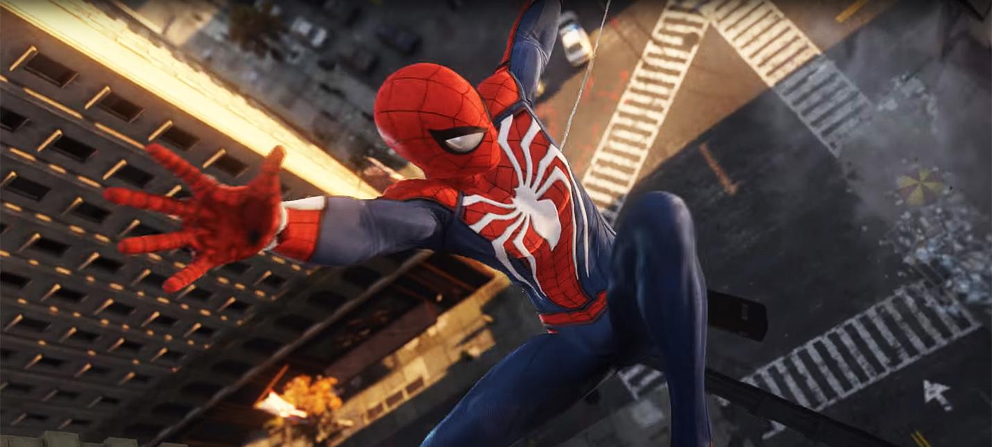 В Spider-Man от Insomniac костюм создан самим Паркером