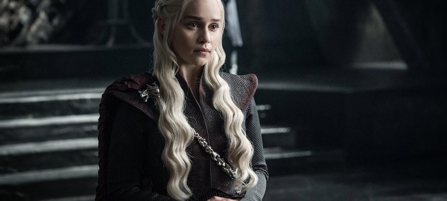 """Каждый эпизод восьмого сезона """"Игры престолов"""" будет идти 80-90 минут"""