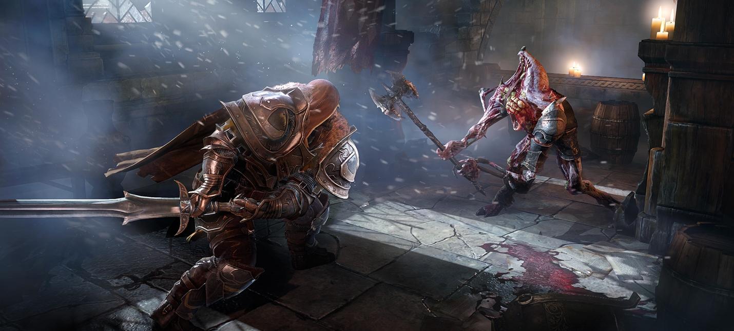 Lords of the Fallen 2 может задержаться из-за сокращений в CI Games