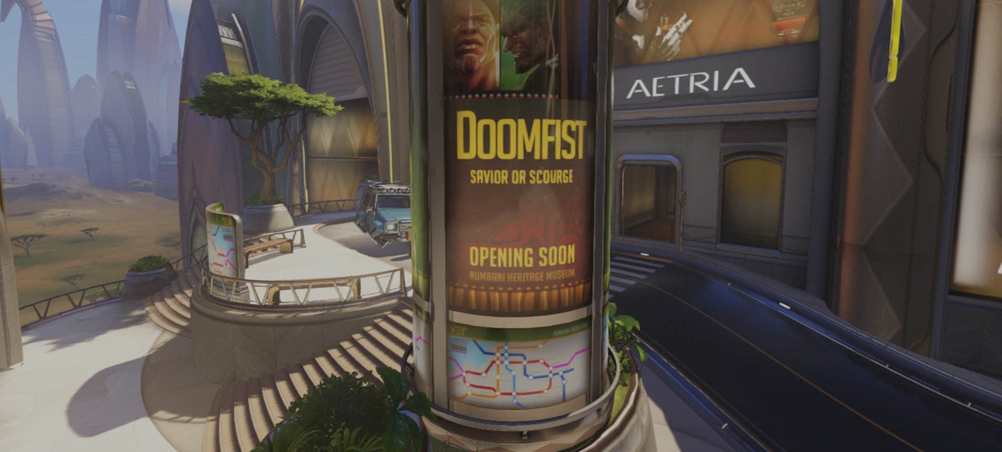 Blizzard тизерит Думфиста — следующего героя Overwatch