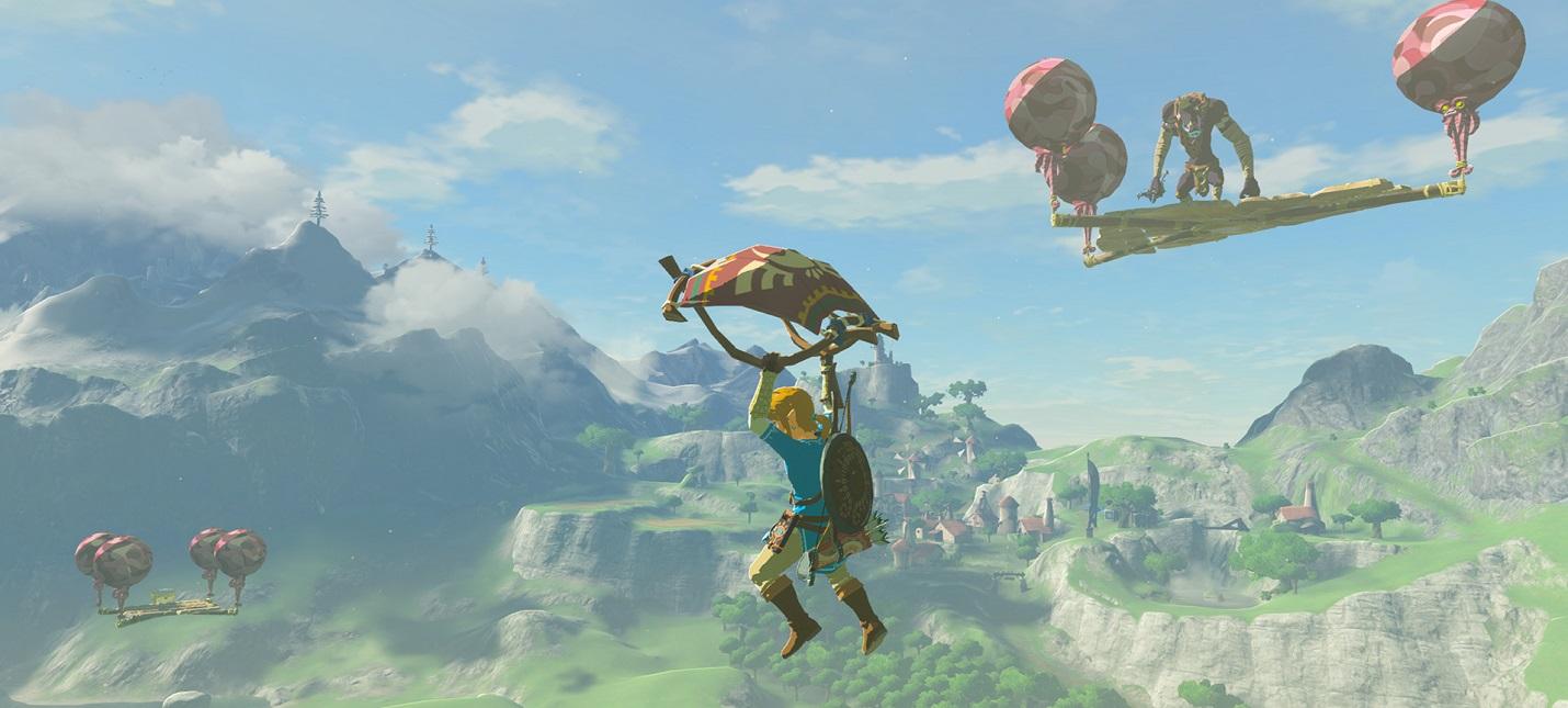 Гайд по Zelda: Breath of the Wild's Master Trials — все новые сеты и броня
