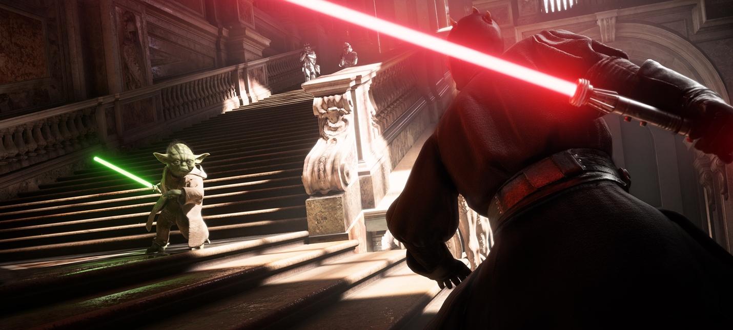 Список героев Star Wars Battlefront II из файлов альфы