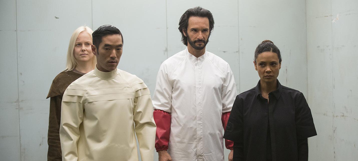 Сайт Westworld намекает на кошмары во втором сезоне