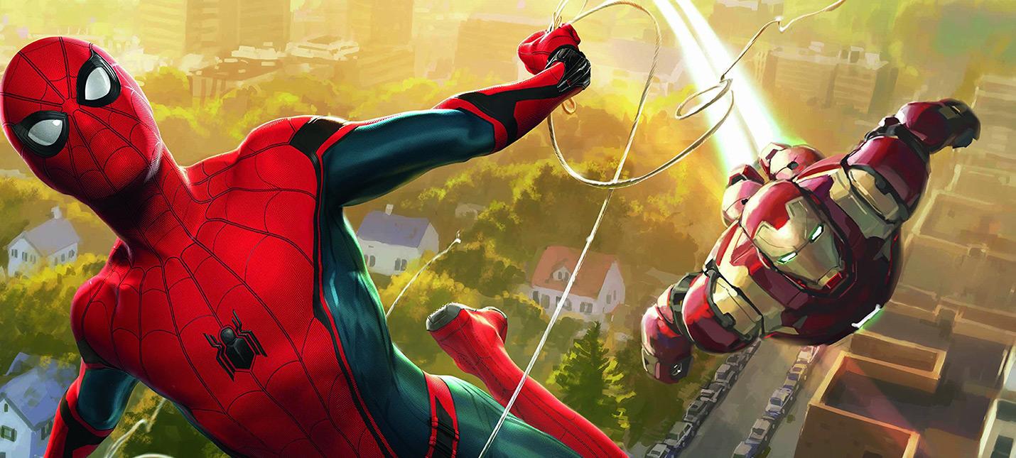 Смотреть фильмы 2018 года человек паук возвращение домой