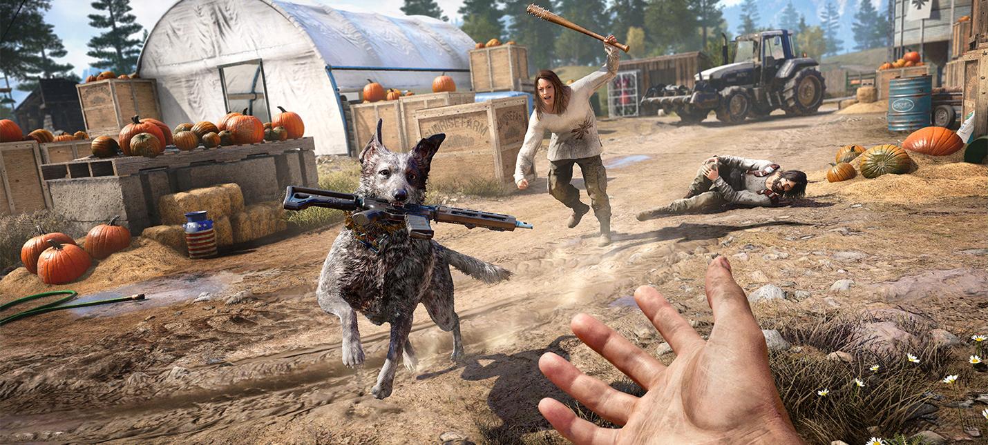 Американский сеттинг Far Cry обсуждался со времен третьей части