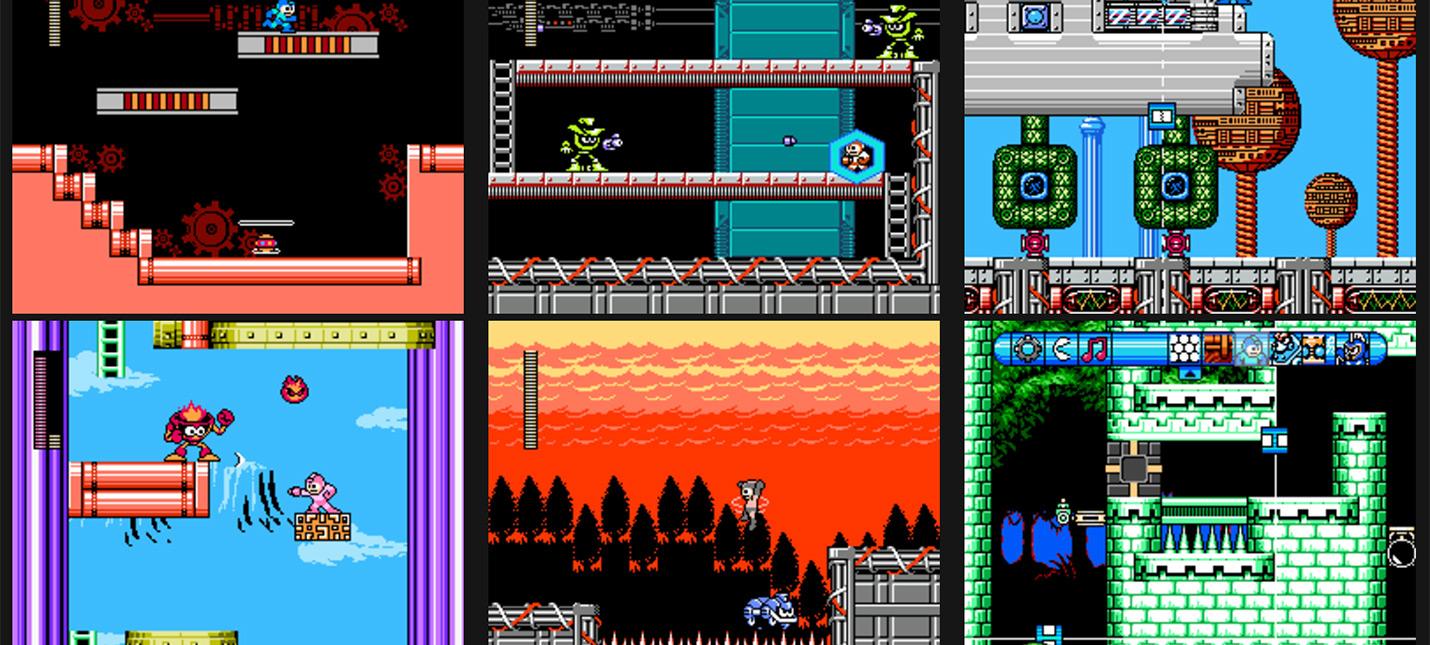 Фанатская игра Mega Man позволяет самому создавать уровни