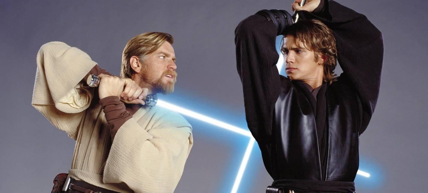 """Фанаты Star Wars пересняли """"Месть ситхов"""", и это нелепо"""