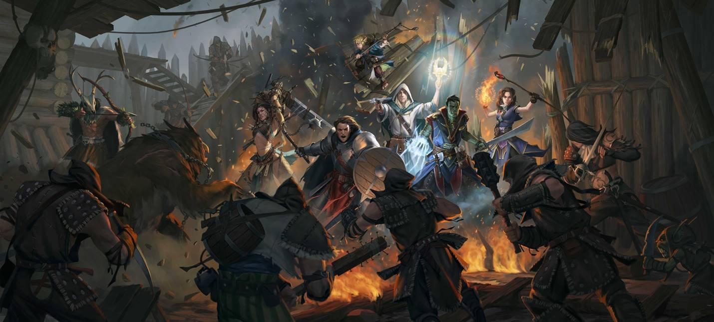 Pathfinder: Kingmaker успешно завершила кампанию на Kickstarter