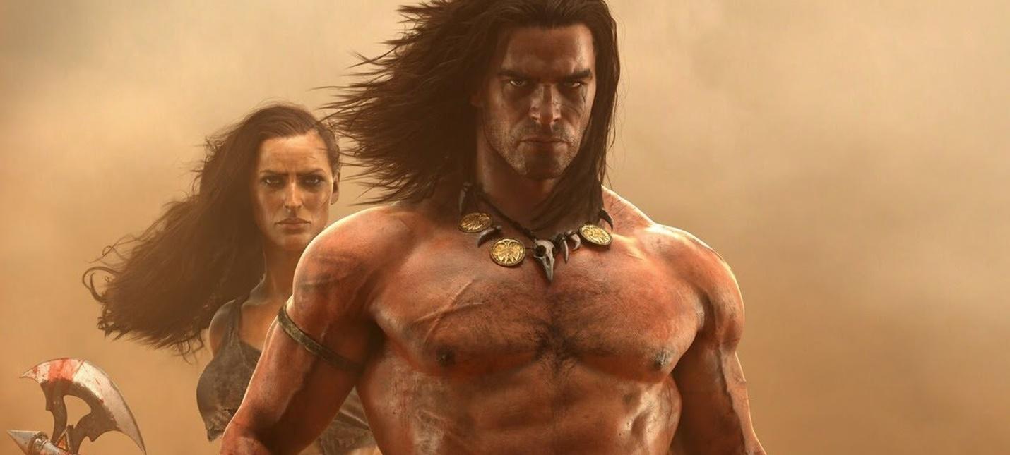 В Conan Exiles теперь можно карабкаться по отвесным поверхностям
