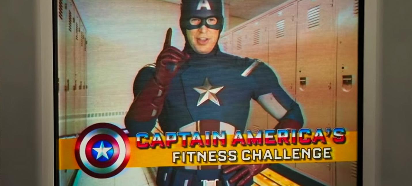 """Больше роликов с Капитаном Америка в Blu-ray версии """"Человека-Паука"""""""