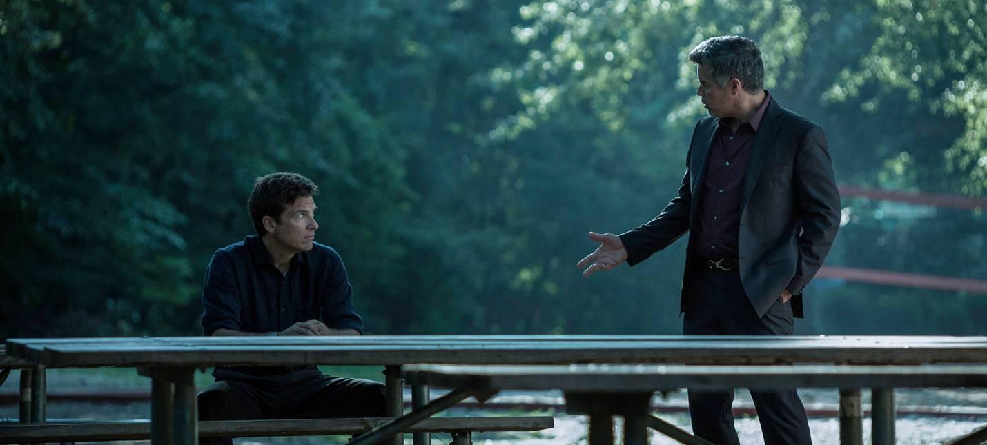 Убойный новый трейлер Ozark от Netflix