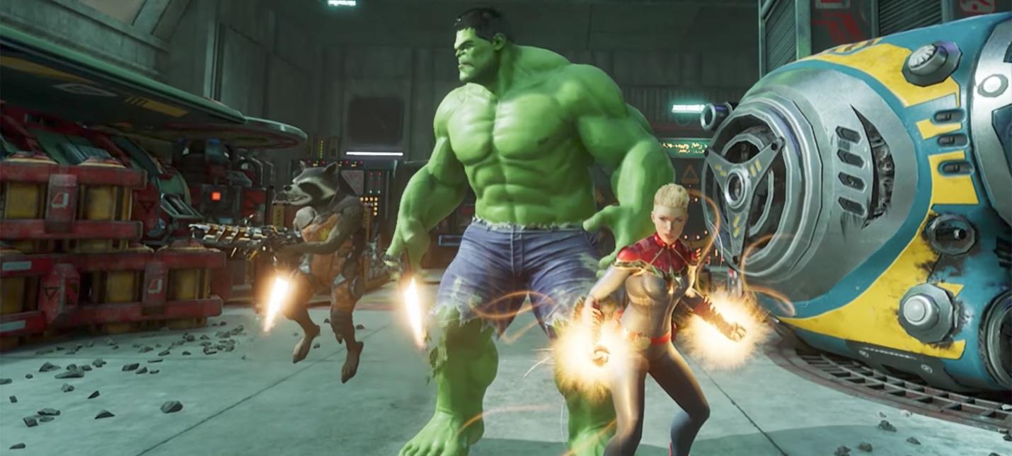 Герои Marvel переберутся в VR на Oculus Rift