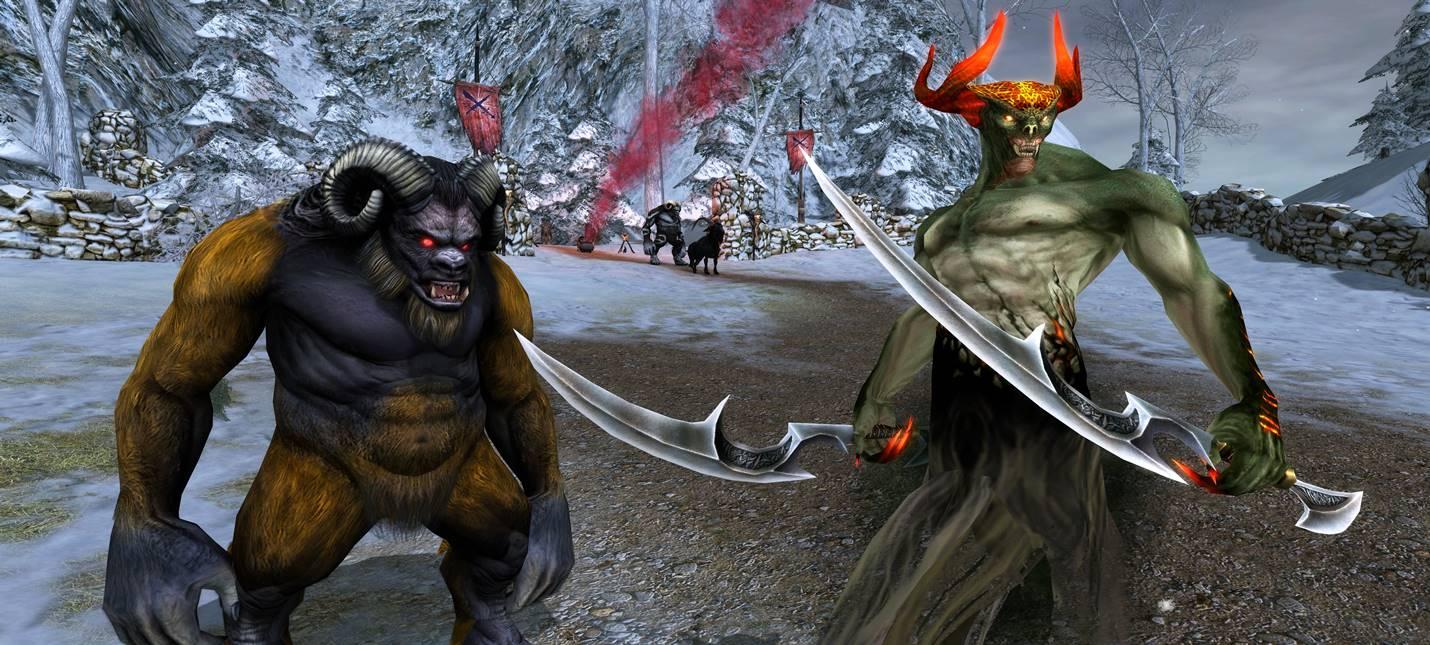 Lord of the Rings Online откроет врата Мордора