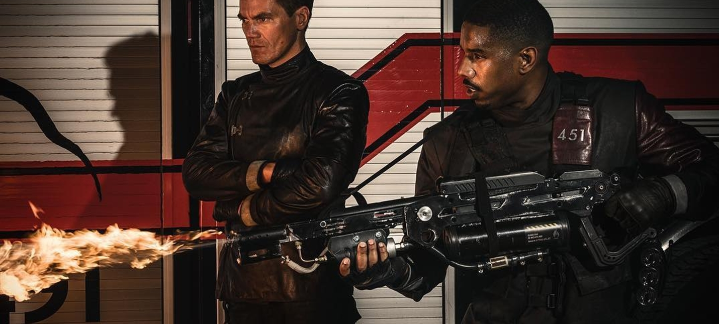 the drive to change society from reliance on evil technologies in fahrenheit 451
