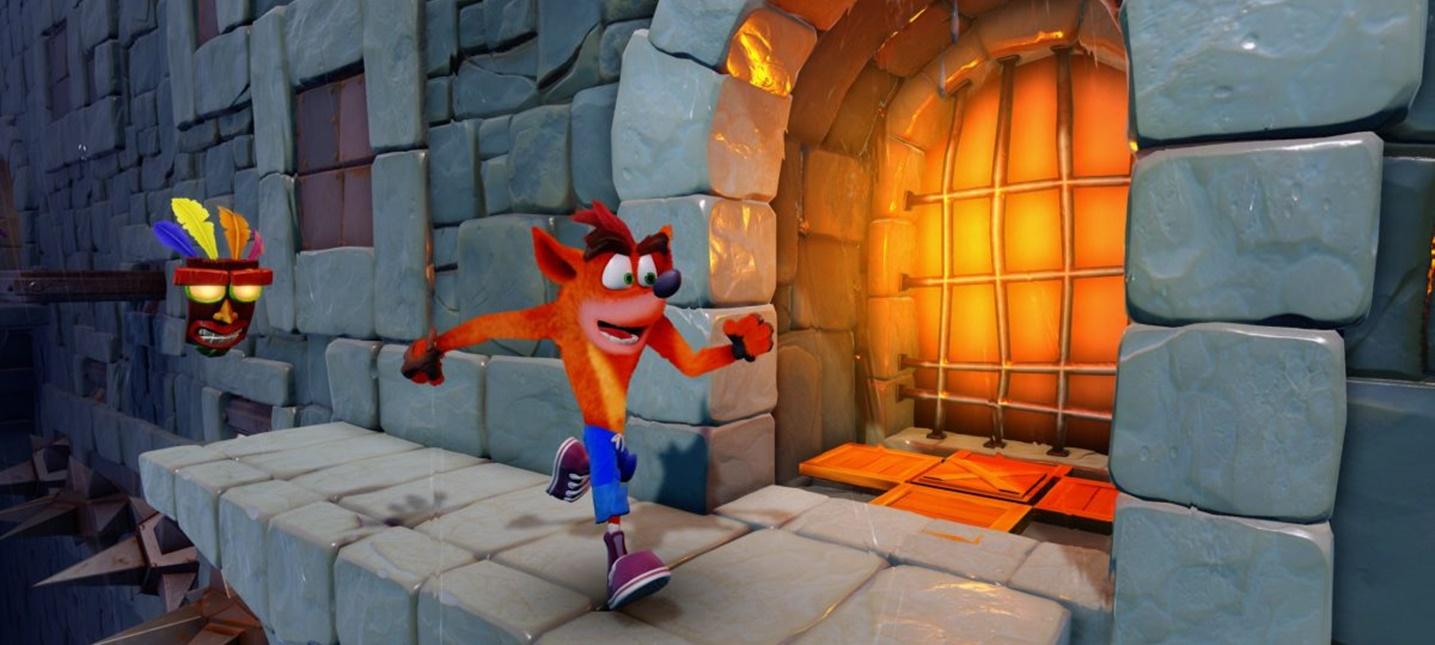 Вырезанный уровень из оригинального Crash Bandicoot доступен как DLC для N. Sane Trilogy