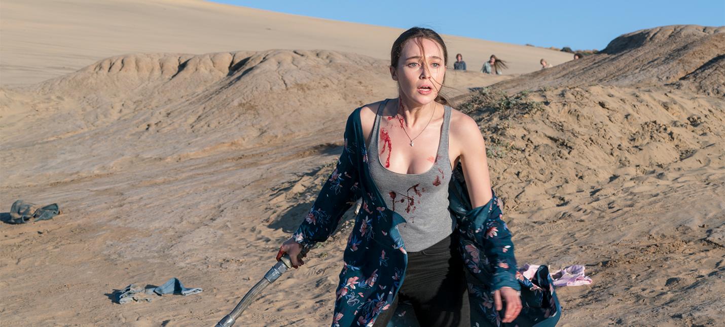 SDCC 2017: Трейлер второй части третьего сезона Fear The Walking Dead