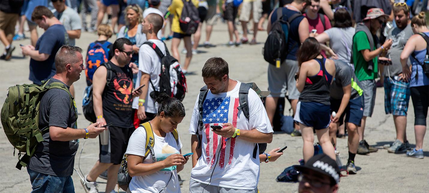 Niantic в ужасе от того, как прошел фестиваль Pokemon GO