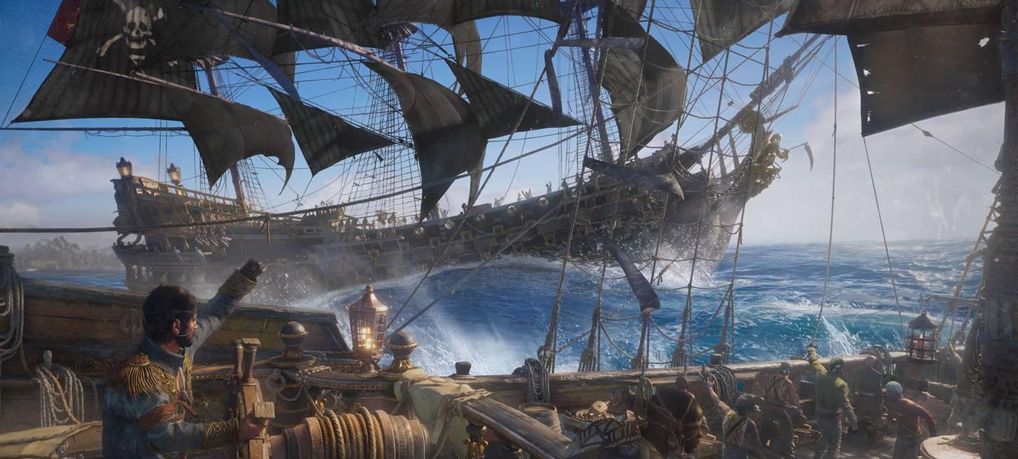 Ubisoft планирует развивать Skull and Bones несколько лет