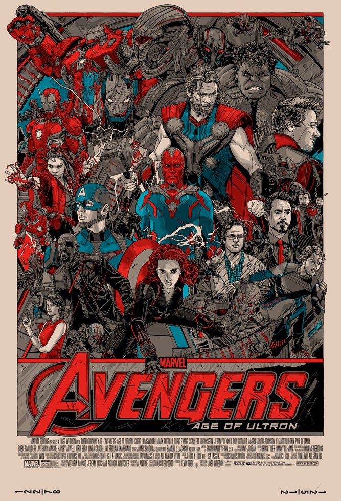 Movie posters marvel