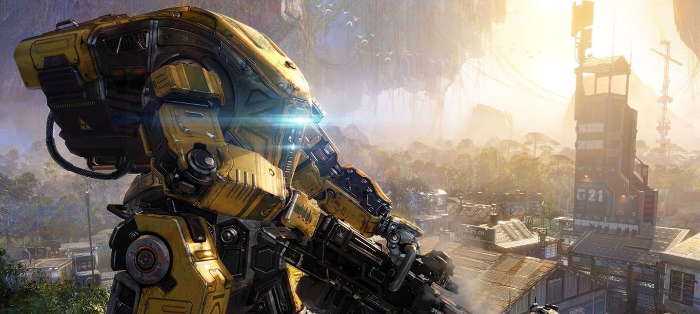 Titanfall 2 добавили в библиотеку EA и Origin Access