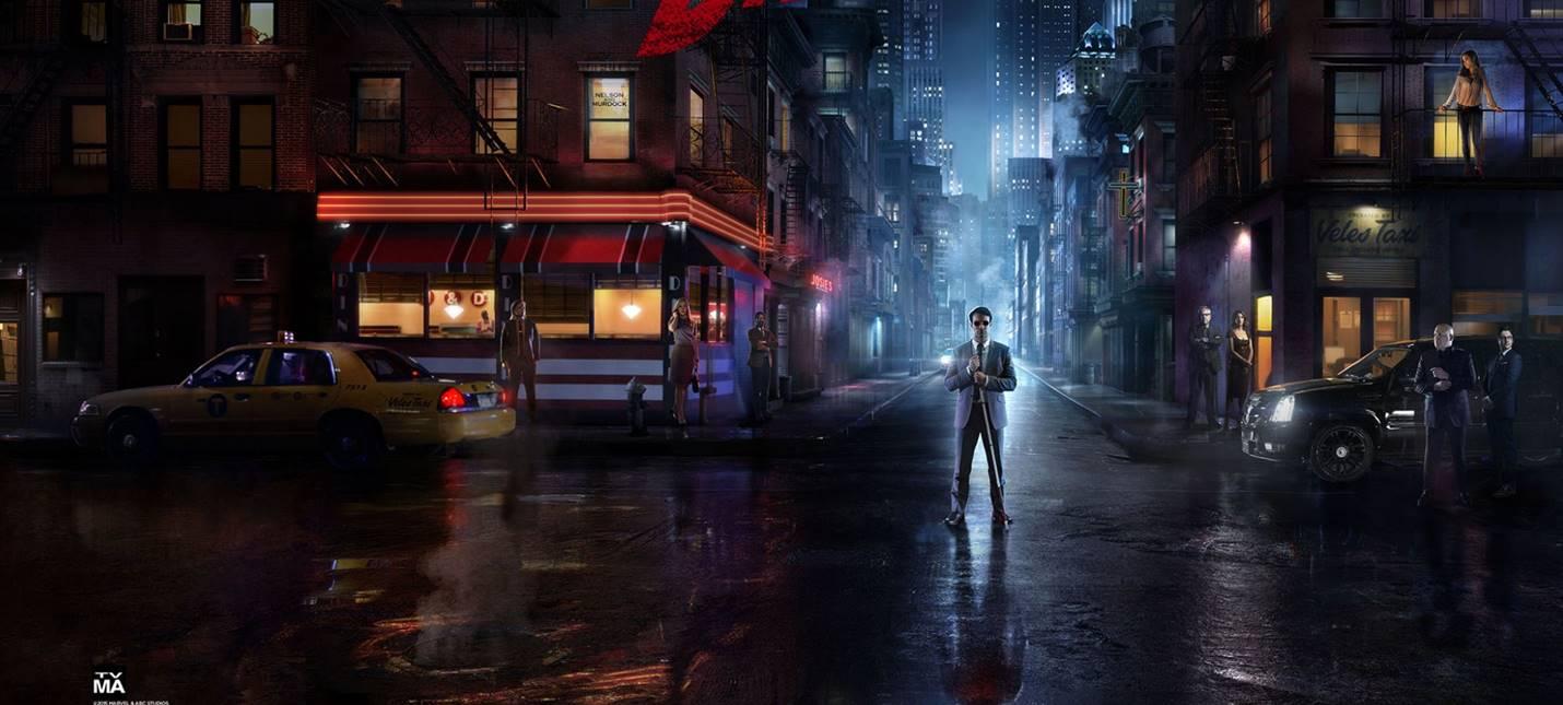 К концу года у Netflix и Marvel будет снято 135 супергеройских эпизодов