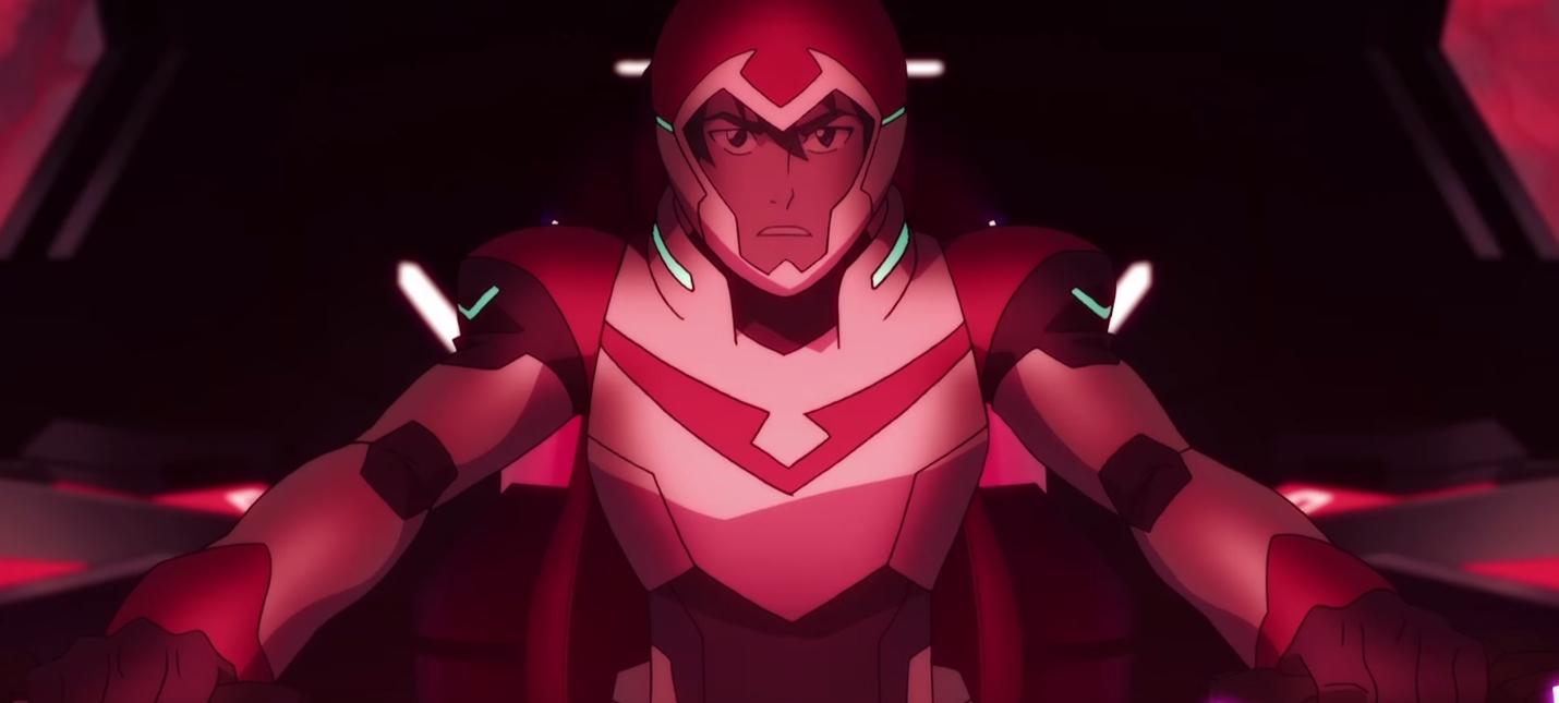 Трейлер третьего сезона Voltron: Legendary Defender