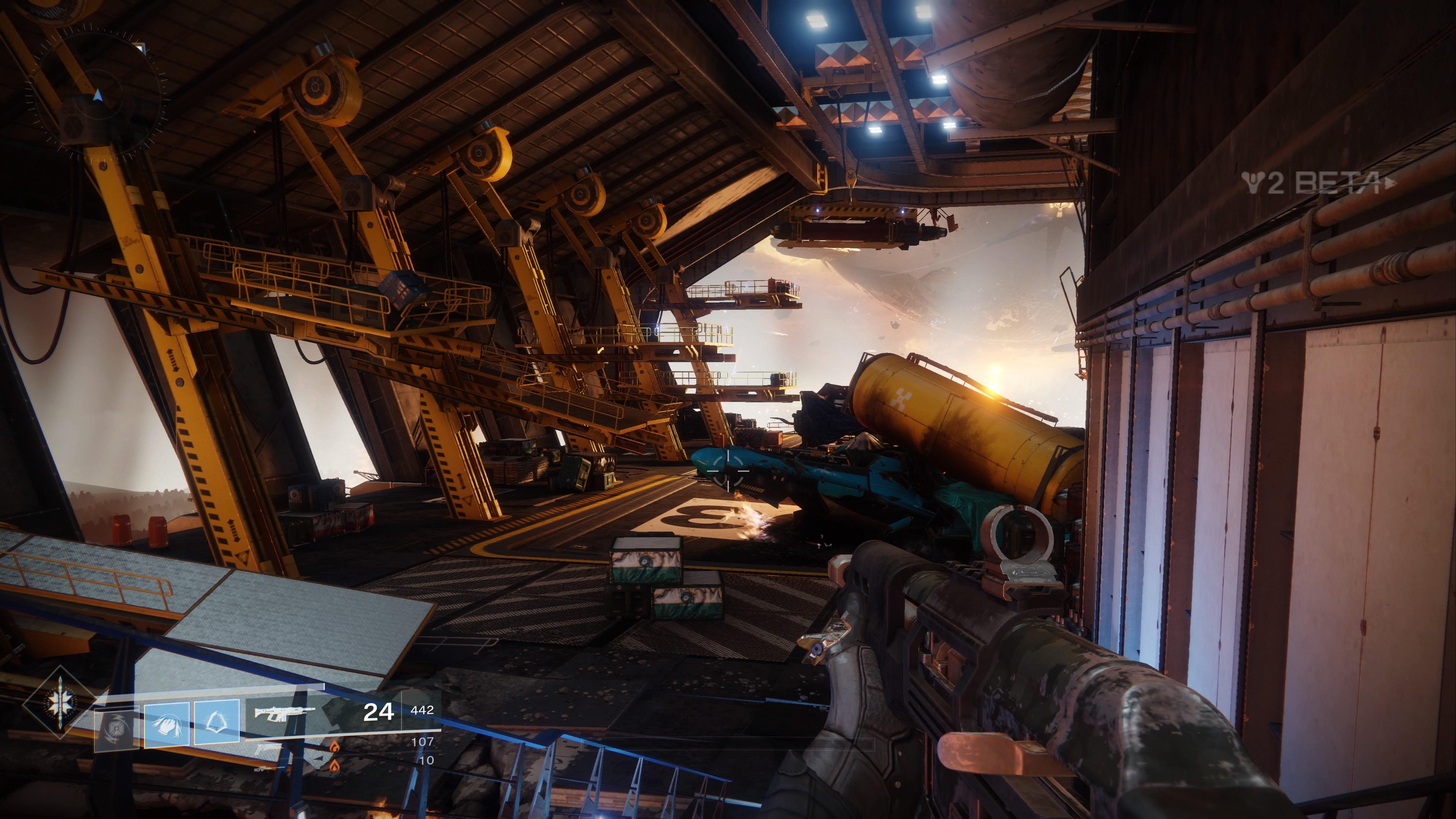 Бета-тестирование Destiny 2 — как это было