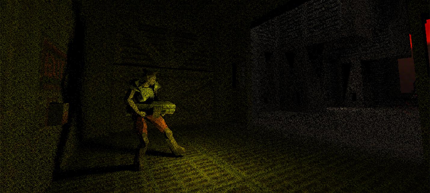 Вот как выглядит Quake 2 с рендером на основе трассировки путей