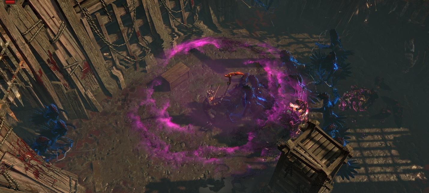 Вышло дополнение The Fall of Oriath для ролевой игры Path of Exile