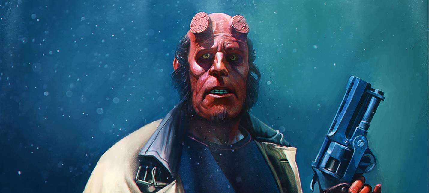 Перезапуск истории Хэллбоя назвали Hellboy