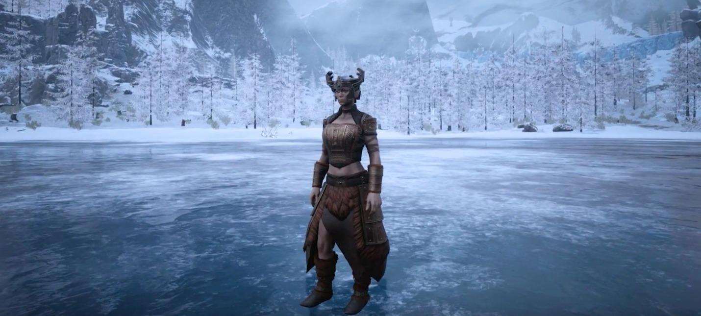 Разработчики Conan Exiles о дополнении The Frozen North